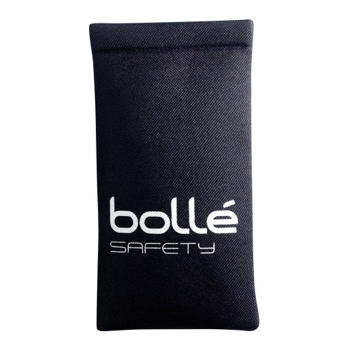 Bolle Polyester Clic-Clac Safety Glasses Case Pouch ETUIS