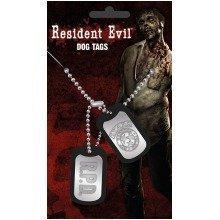 Resident Evil Stars Dogtag