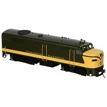 Bachmann Industries Alco FA2 DCC Ready Diesel HO Scale Canadian National Locomotive