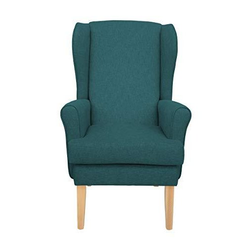 MAWCARE Highland Orthopaedic High Seat Chair - 21 x 21 Inches [Height x Width] in High Ocean (lc21-Highland_h)