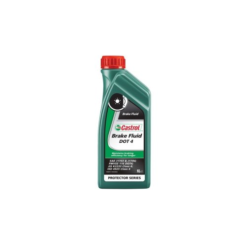 DOT 4 Synthetic Brake Fluid - 1 Litre