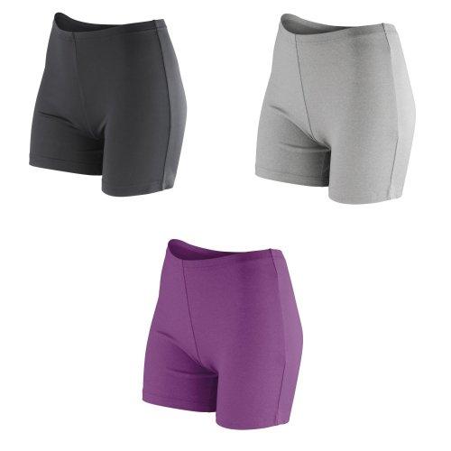 Spiro Womens/Ladies Impact Softex Quick Dry Shorts