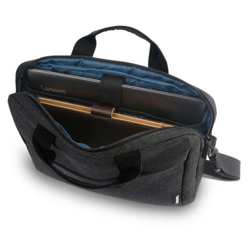 Lenovo Idea GX40Q17229 15.6 inch Laptop bag Casual Toploader T210 Grey