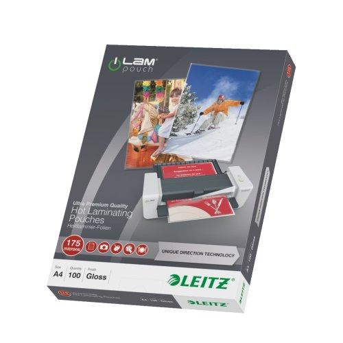 Leitz iLAM UDT 100pc(s) laminator pouch