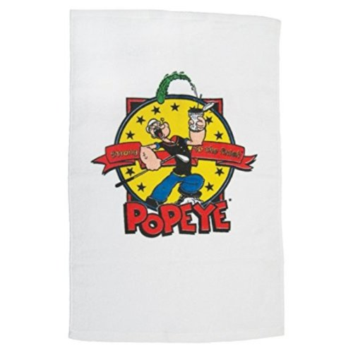 Winning Edge Designs- Popeye Golf Towel