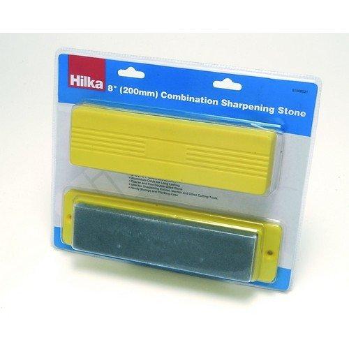 Hilka 51508021 Combination Oil Stone Sharpening Stone 200mm