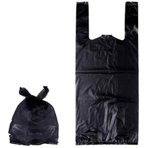 Large Black Nappy Disposal Bag - 100 Pack