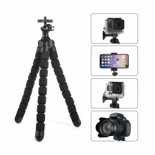 Rhodesy Octopus Style Tripod Stand Holder for Any Smartphone, Camera