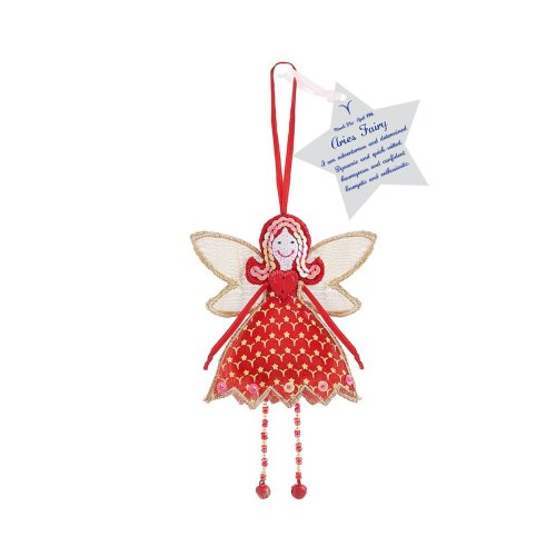 Believe You Can Fair Trade Fairies - Aries Fairy