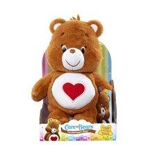 Care Bears Tenderheart Bear Plush with DVD New
