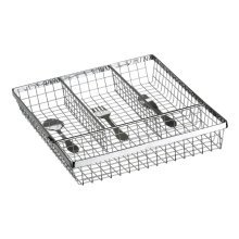Cutlery Design Cutlery Tray - Chrome