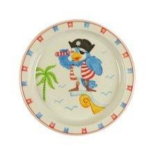 3 Pieces Of Fashion Cartoon Seabirds Pattern Drop Resistance Plate
