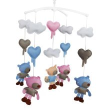 Baby Crib Musical Mobile [Non-Woven] The Best Gift For Babies