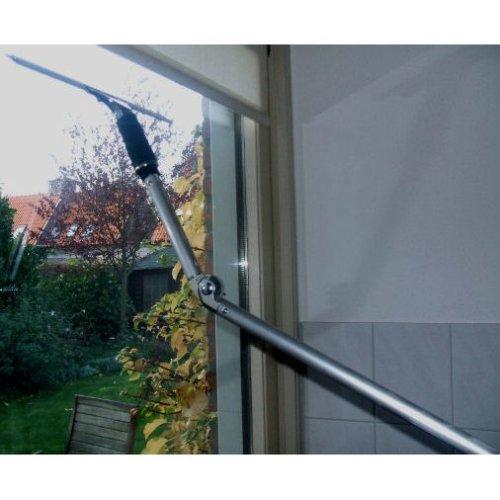 "GBPro Telescopic Lightweight Window pole/rod 125cm (49"") includes free angle adaptor"