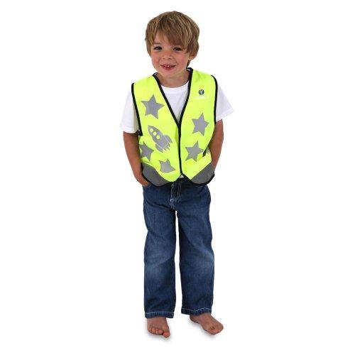 Littlelife Safety Reflective Vest - Rocket (Medium)