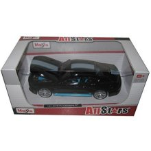 2015 Ford Mustang GT 5.0 Black Custom 1/24 by Maisto 31369 by Maisto