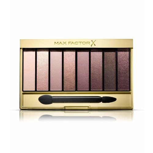 Max Factor Masterpiece Nude Palette Contouring Eye Shadows, 6.5 g, 03 Rose Nudes