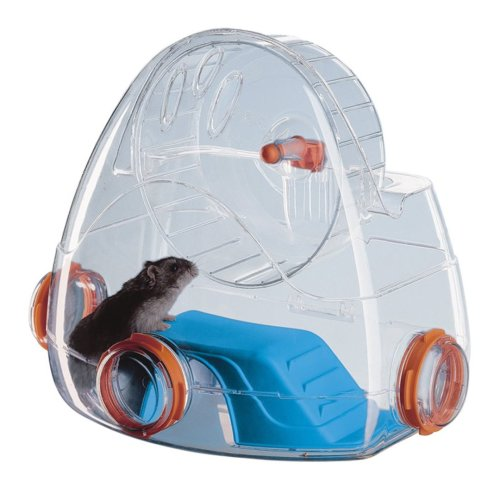 Fpi 4824 Hamster Gym 32.3x23x26.3cm