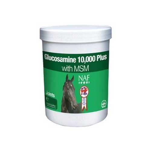NAF Glucosamine 10 000 Plus With MSM Horse Joint Supplement