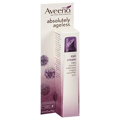 Aveeno Ageless Eye Cream Size .5z Aveeno Absolutely Ageless Eye Cream .5z