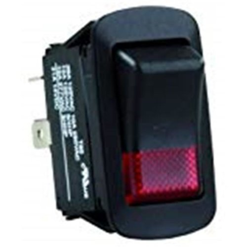 JR Products 0305.1576 12V Water Resistant Illuminated On-Off Switch
