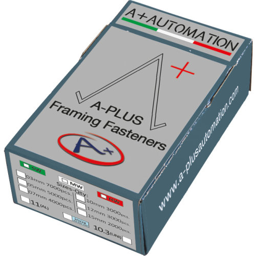 A+ automation A+ AL wedges 10mm Soft 3000 per box