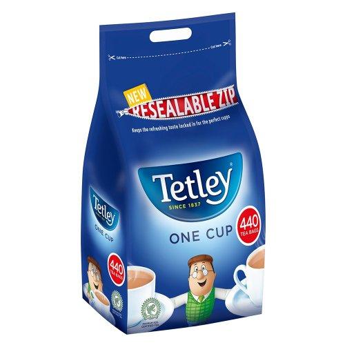 Tetley 440 One Cup Tea Bags