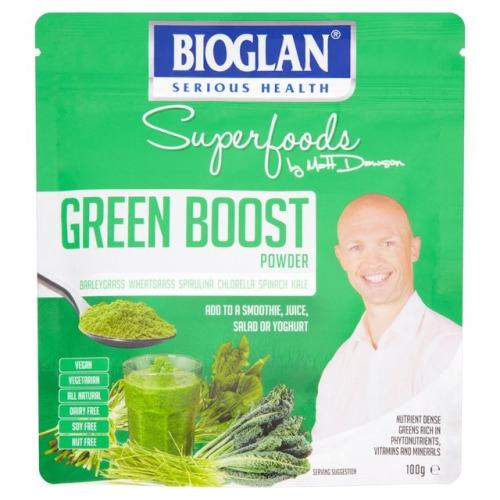 Bioglan Superfoods Green Boost 100g