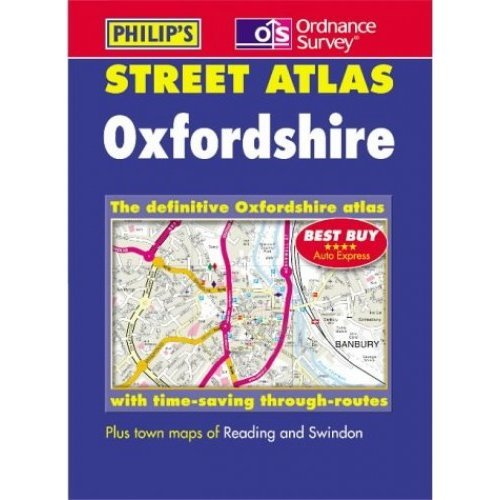 Oxfordshire Street Atlas