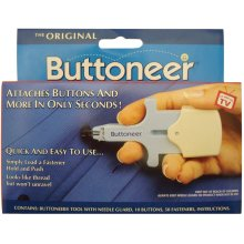 Avery Fasteners The Original Buttoneer | Button Fastening System