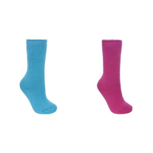 Trespass Womens/Ladies Fuzz Ultra Thick Warm Winter Thermal Socks