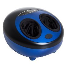 Homcom Deep Kneading Foot Massager w/ Adjustable Heat