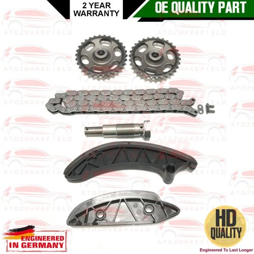 FOR MERCEDES C180 C200 C220 C250 CDI DIESEL ENGINE TIMING CHAIN KIT OM651