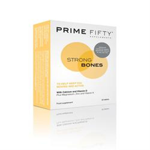 Prime Fifty Strong Bones 30 Tabs