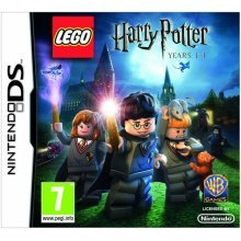 LEGO Harry Potter Years 1-4 (Nintendo DS)