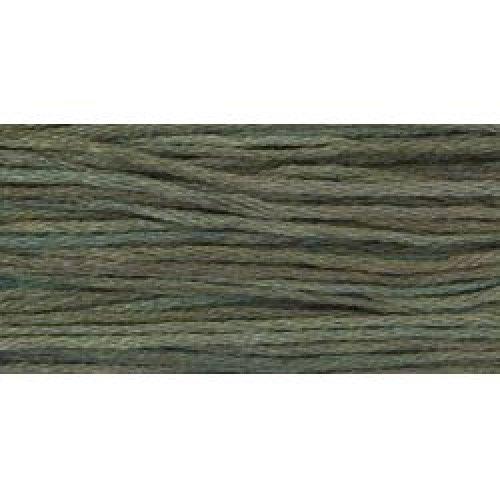 Weeks Dye Works 6-Strand Embroidery Floss 5yd-Seaweed