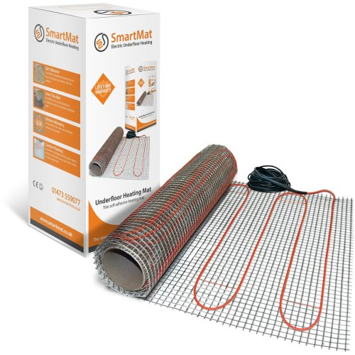 SmartMat 100w/m2 3.0m2 300w Underfloor Heating Mat