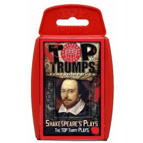 Shakespeares Plays Top Trumps Specials