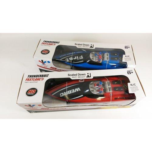 Remote Control RC Viper Thunderbolt Fastlane Racing Super speed boat