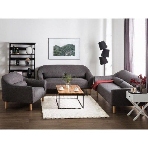 2 Seater Sofa Fabric ODENSE