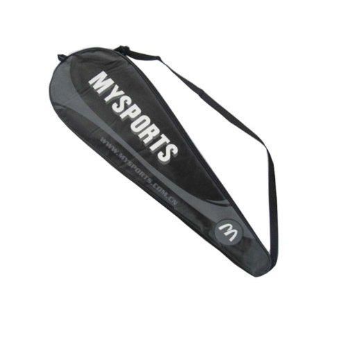 Nylon Badminton Racket Bag,Black