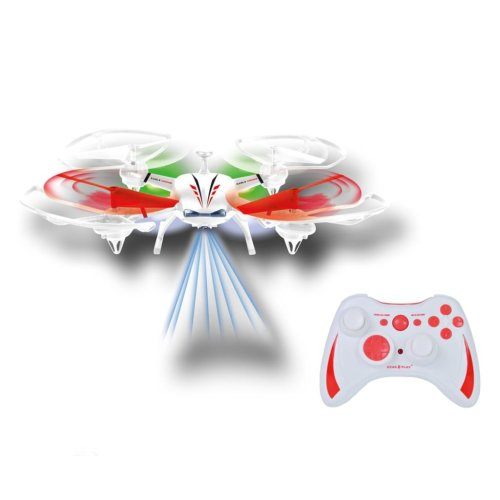 Gear2Play Drone Eagle with Camera Kids Toy Remote Control Helicopter TR80515