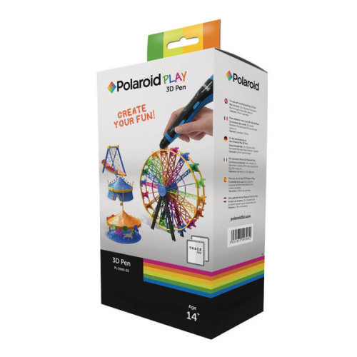 Polaroid 3D-FP-PL-2000-00 1.75mm Black, Blue 3D pen