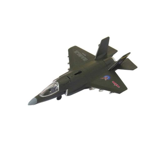 Children's Aircraft Model Toys Simulation Fighter / Airliner Boy Gift_F-35B#1