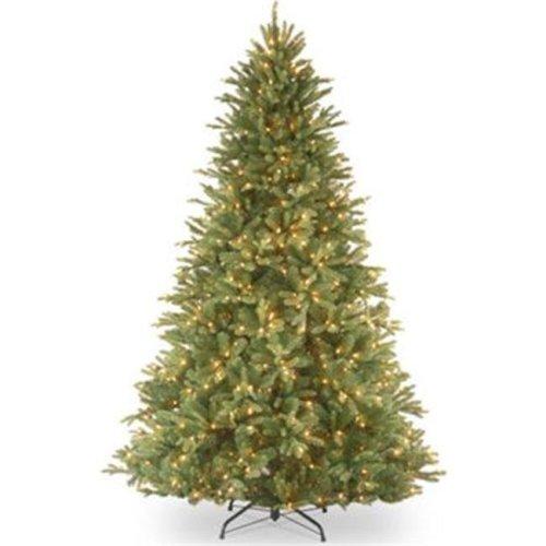National Tree PETF3-300-75 7.5 ft. Feel-Real Tiffany Fir Hinged Tree