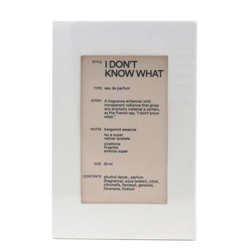 D.S.& Durga I Don't Know What Eau De Parfum 1.7oz/50ml New In Box