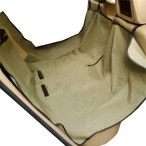 Waterproof Hammock Design Back Bench Car Seat Cover for Pet Dog Pet Supplies