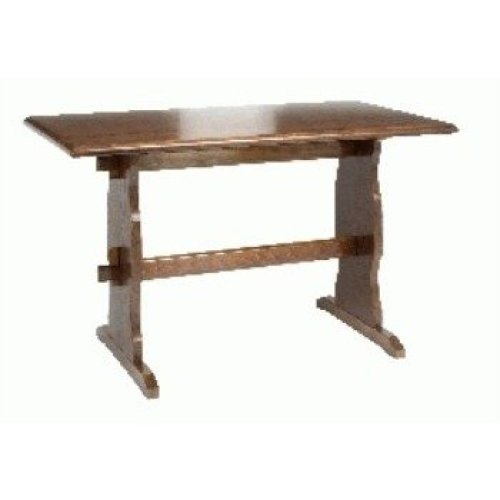 Yankee Wood Table Walnut Solid Hardwood 120 X 60