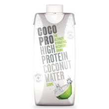 Coco Pro High Protein Coconut Water 330ml