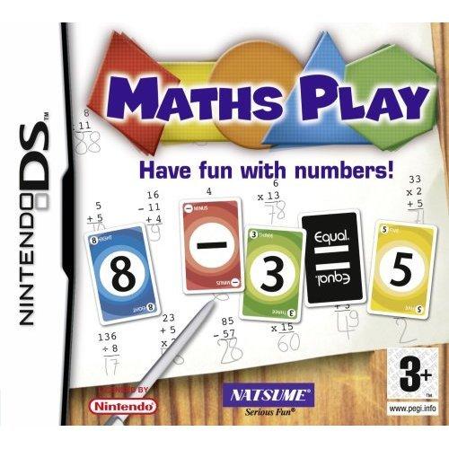 Maths Play (Nintendo DS)